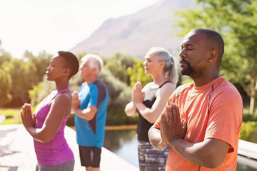 what is spiritual fitness