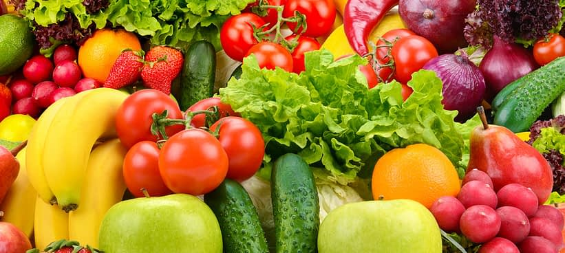 how many fruits and vegetables daily